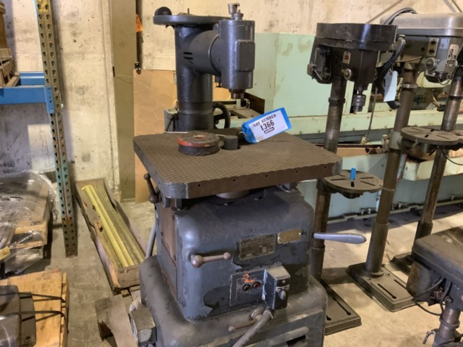 Lot 1366 - Profile grinder