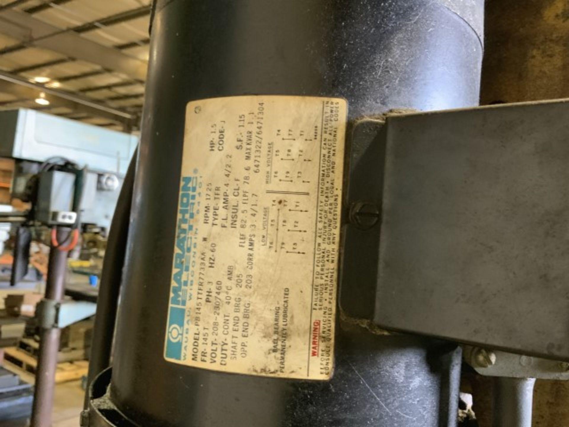 Lot 1360 - Drill press