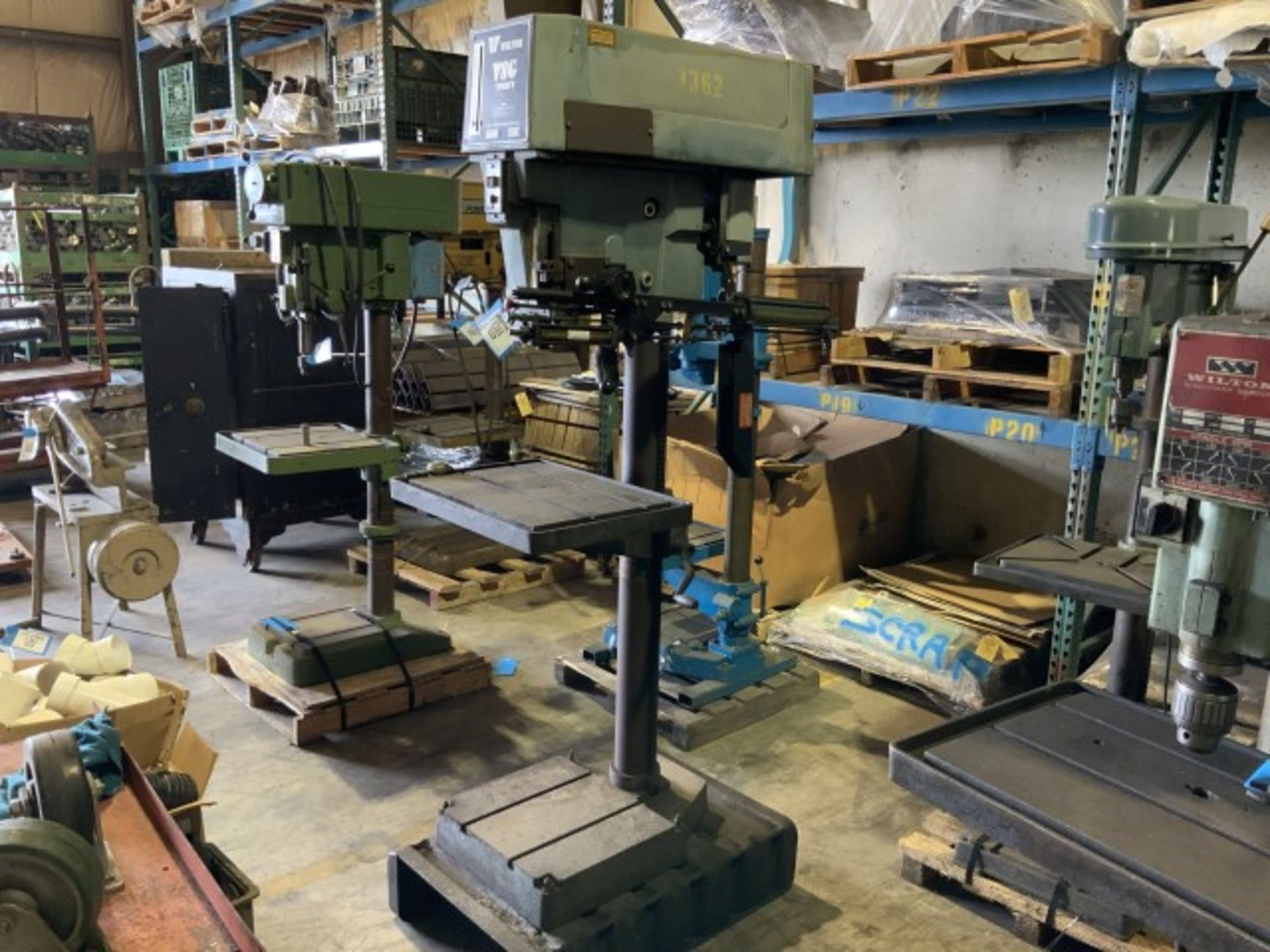 Drill press - Image 5 of 5
