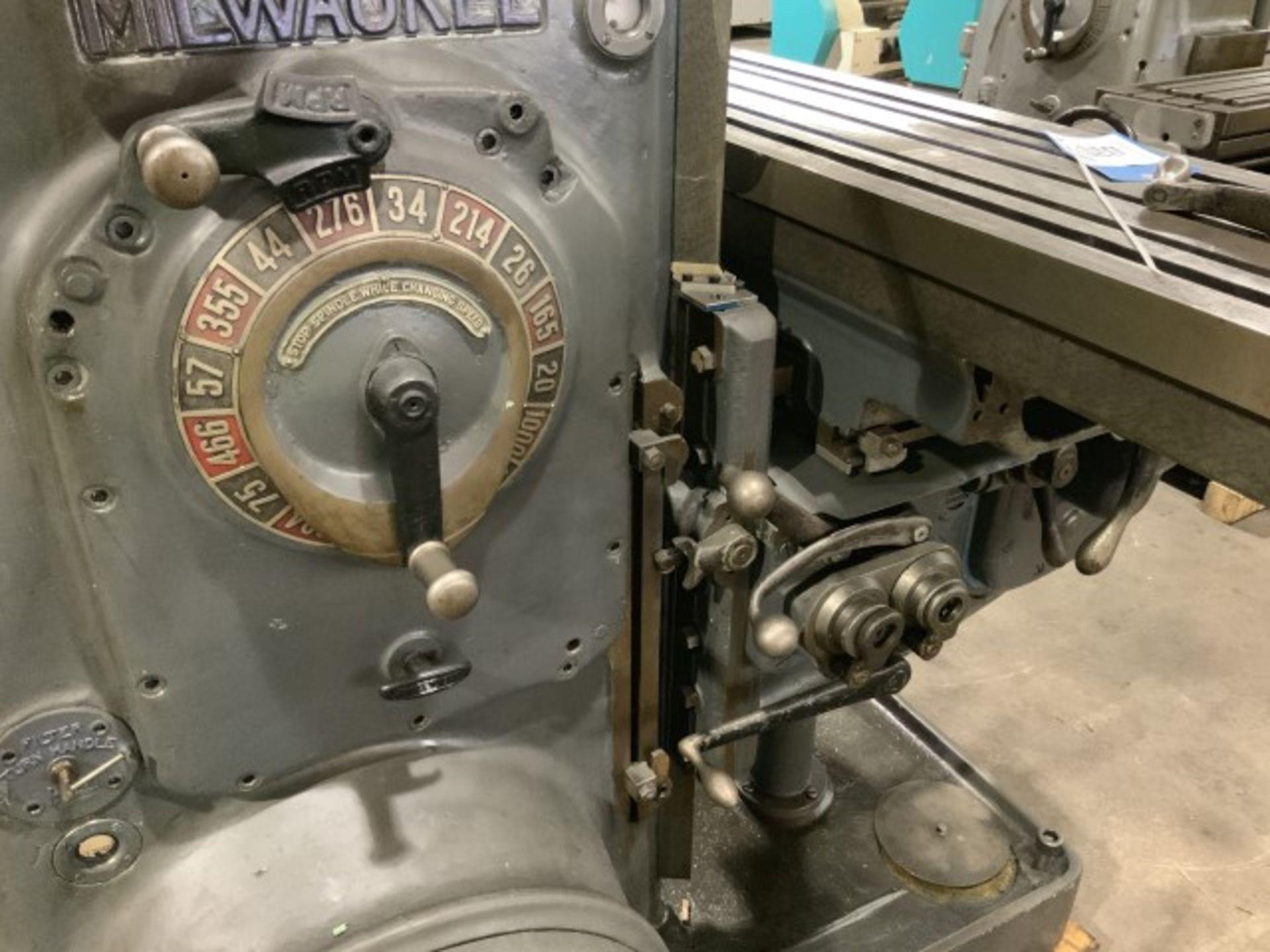 Horizontal milling machine - Image 5 of 6