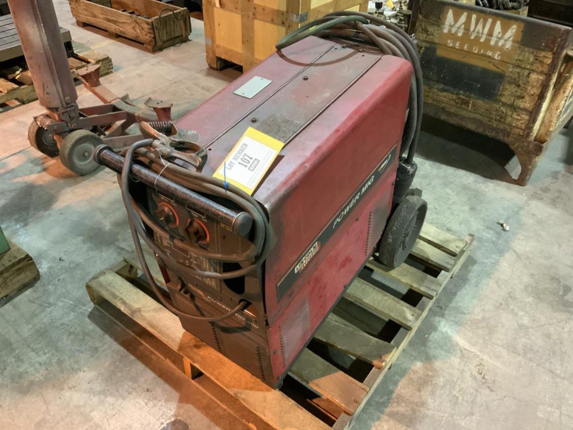 Lot 107 - Wire welder