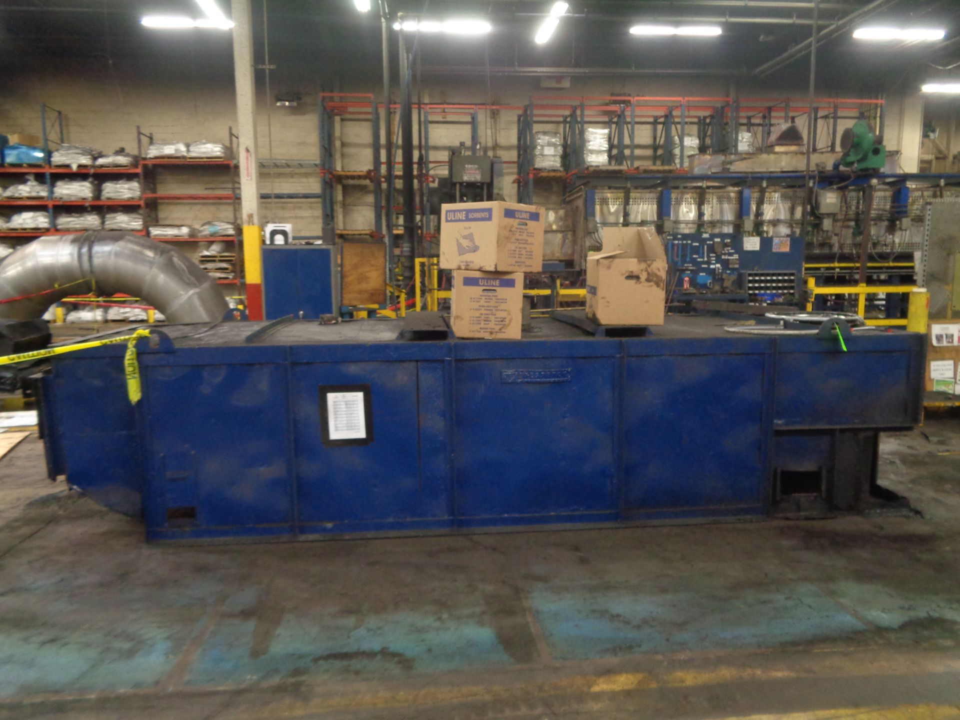 Despatch Quench Tank - Located in Swedsboro NJ - Image 6 of 14