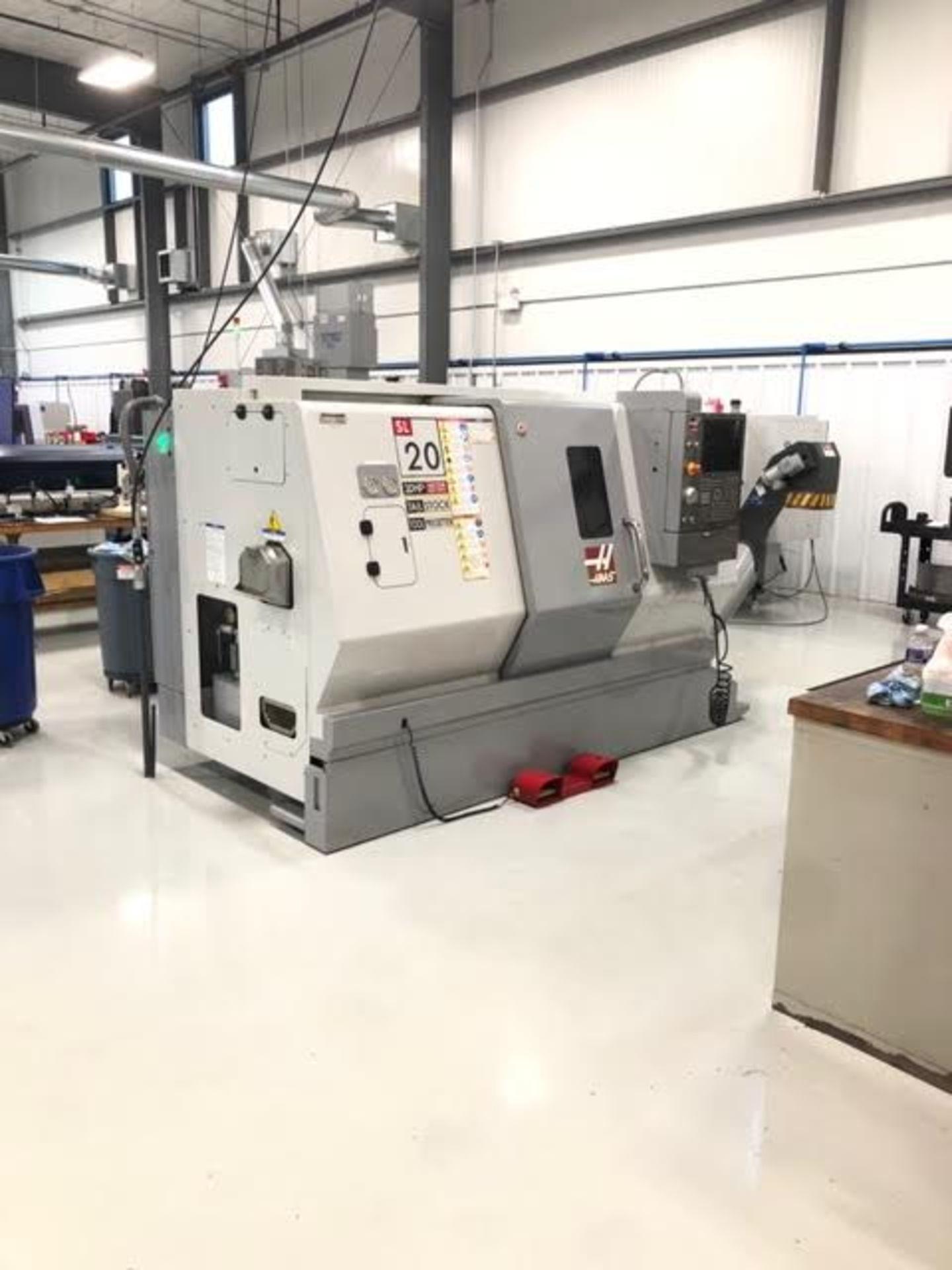 2009 Haas SL-20T CNC Lathe - Image 4 of 12