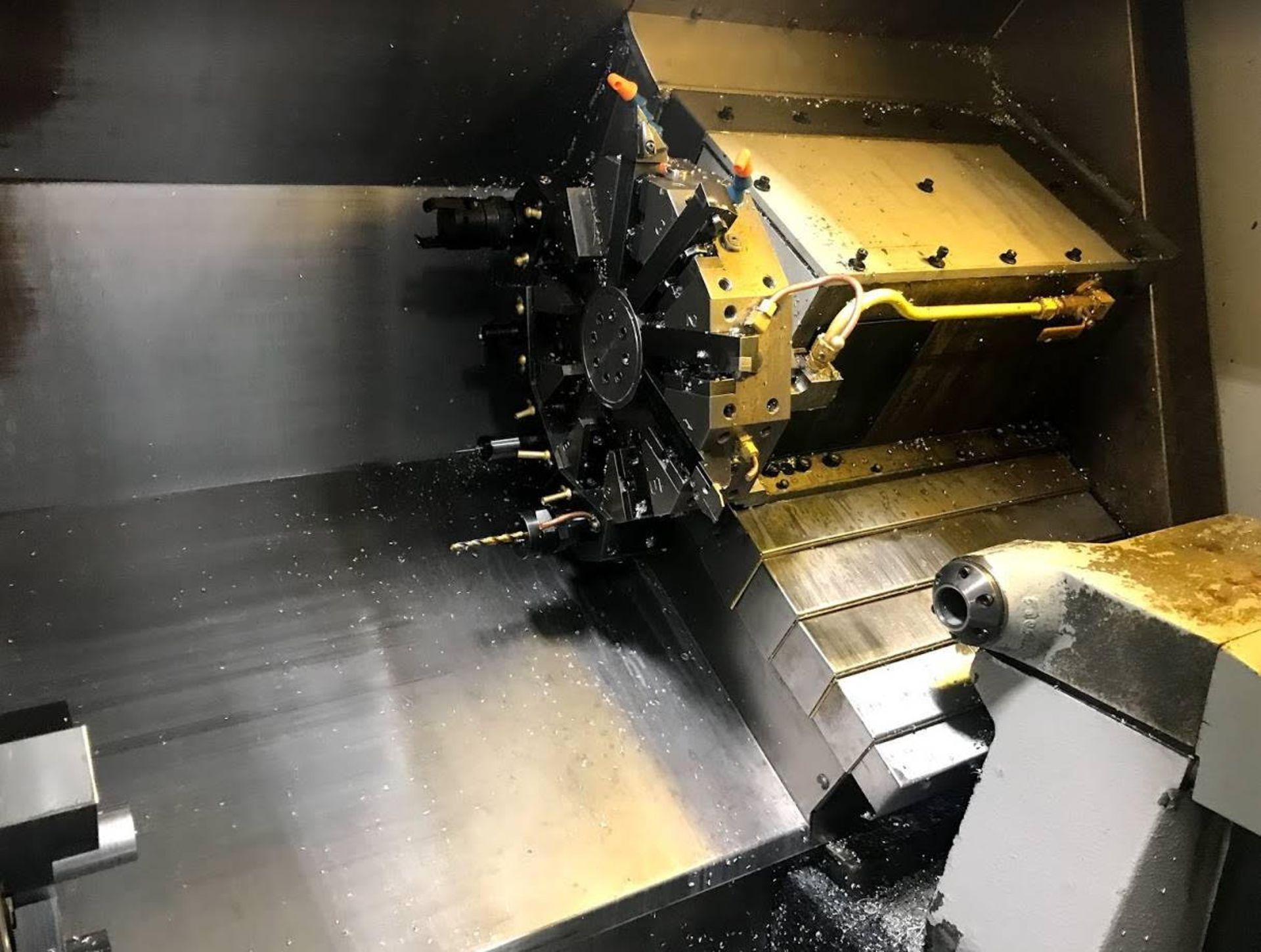 2009 Haas SL-20T CNC Lathe - Image 8 of 12