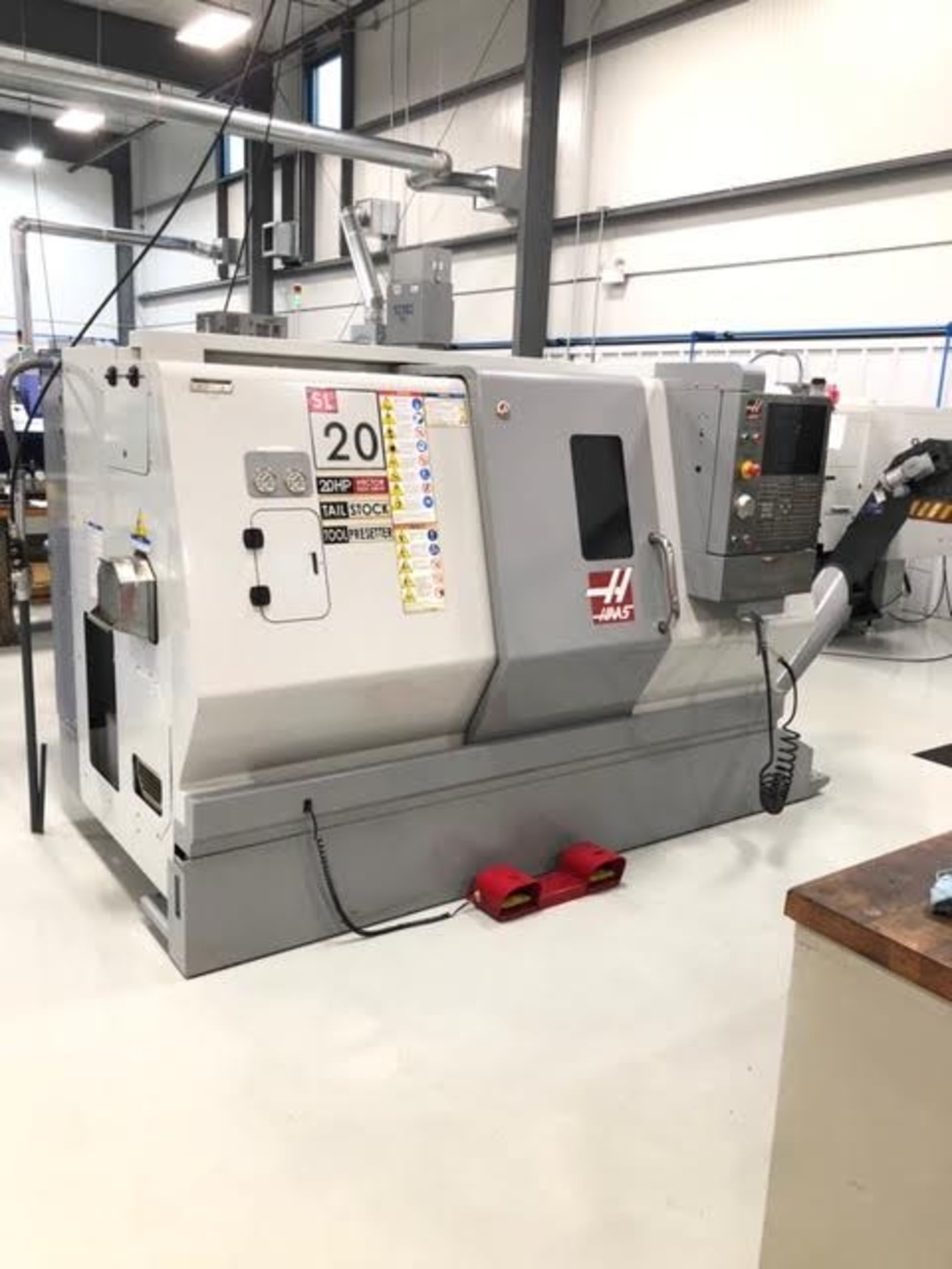 2009 Haas SL-20T CNC Lathe