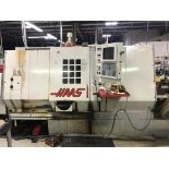 Haas HL4 CNC Lathe With Bar Feeder