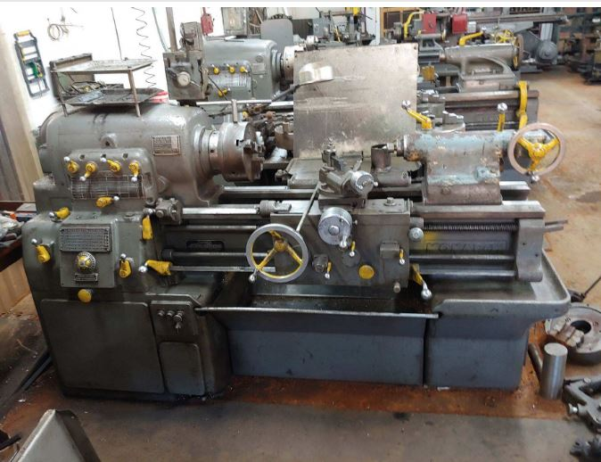 Absolute Auction Hodges Machine Shop and Tool Repair