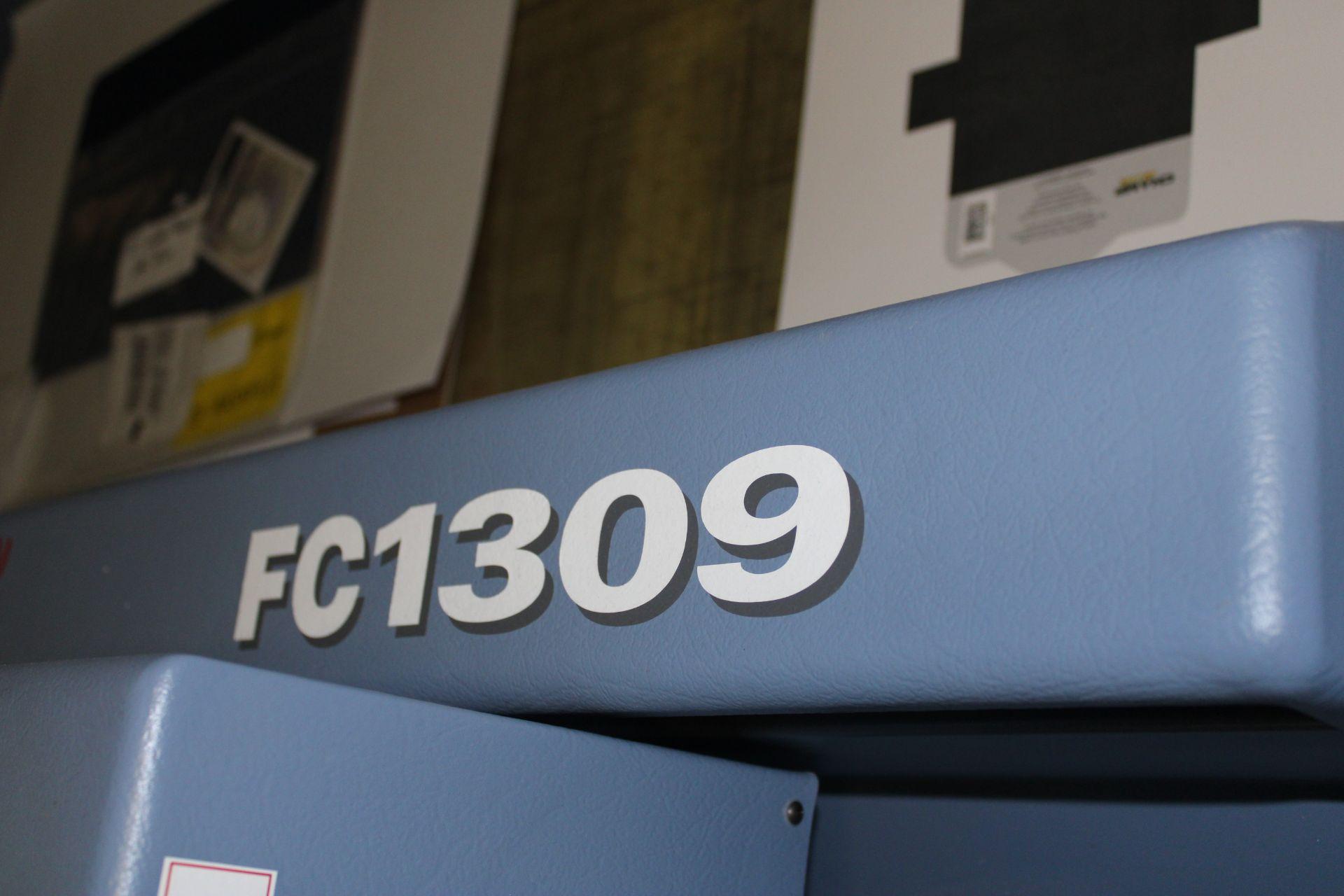Lot 20 - Kongsberg Model FC1309 Folding Carton Plotter Includes a Dell Dimension Computer/Monitor/Keyboard/