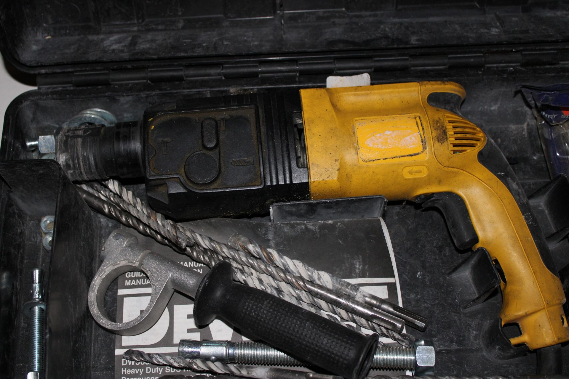 Lot 5 - DEWALT Rotary Hammer Drill
