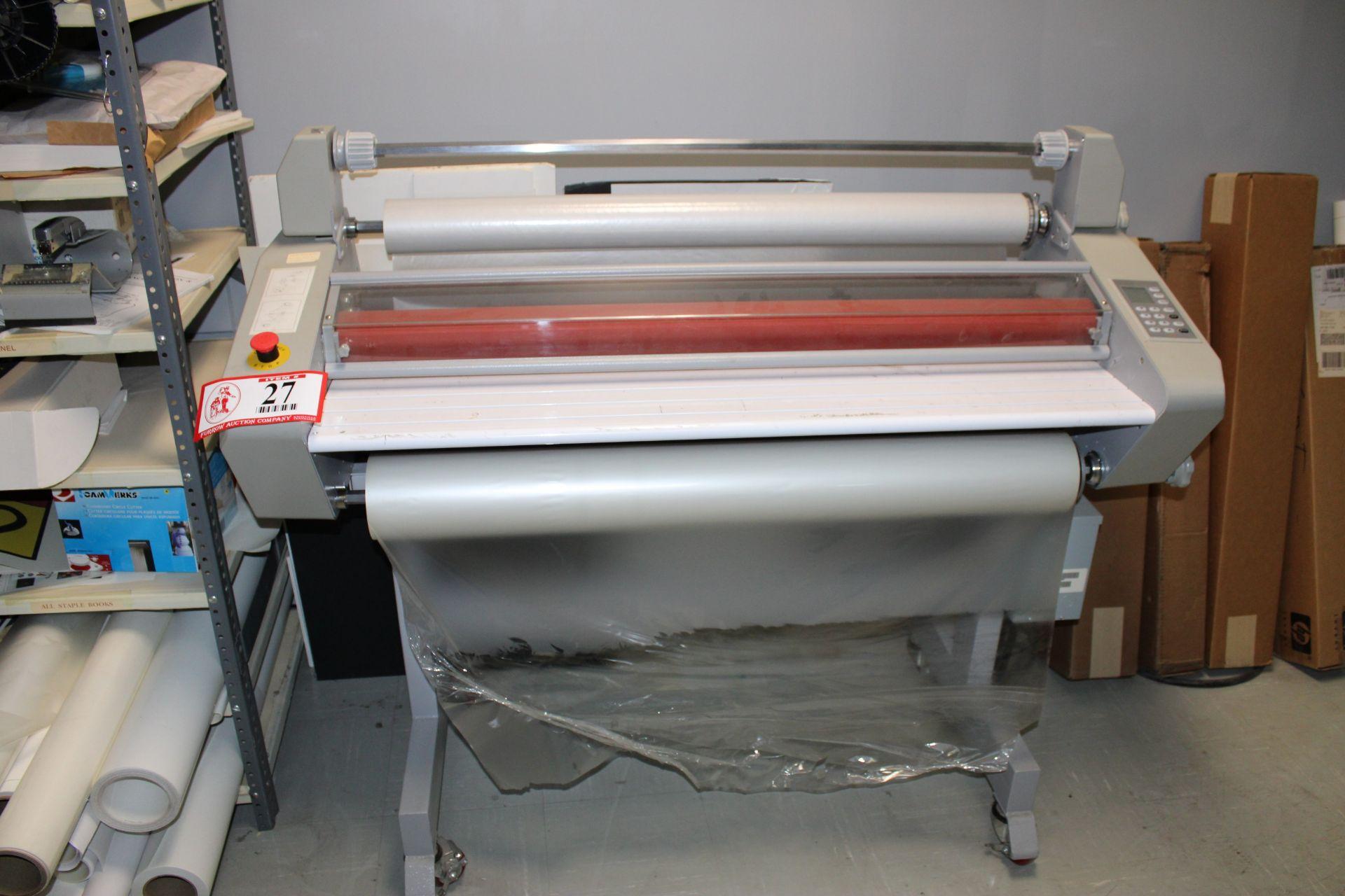 Lot 27 - GBC Titan 110 Wide Format Laminator