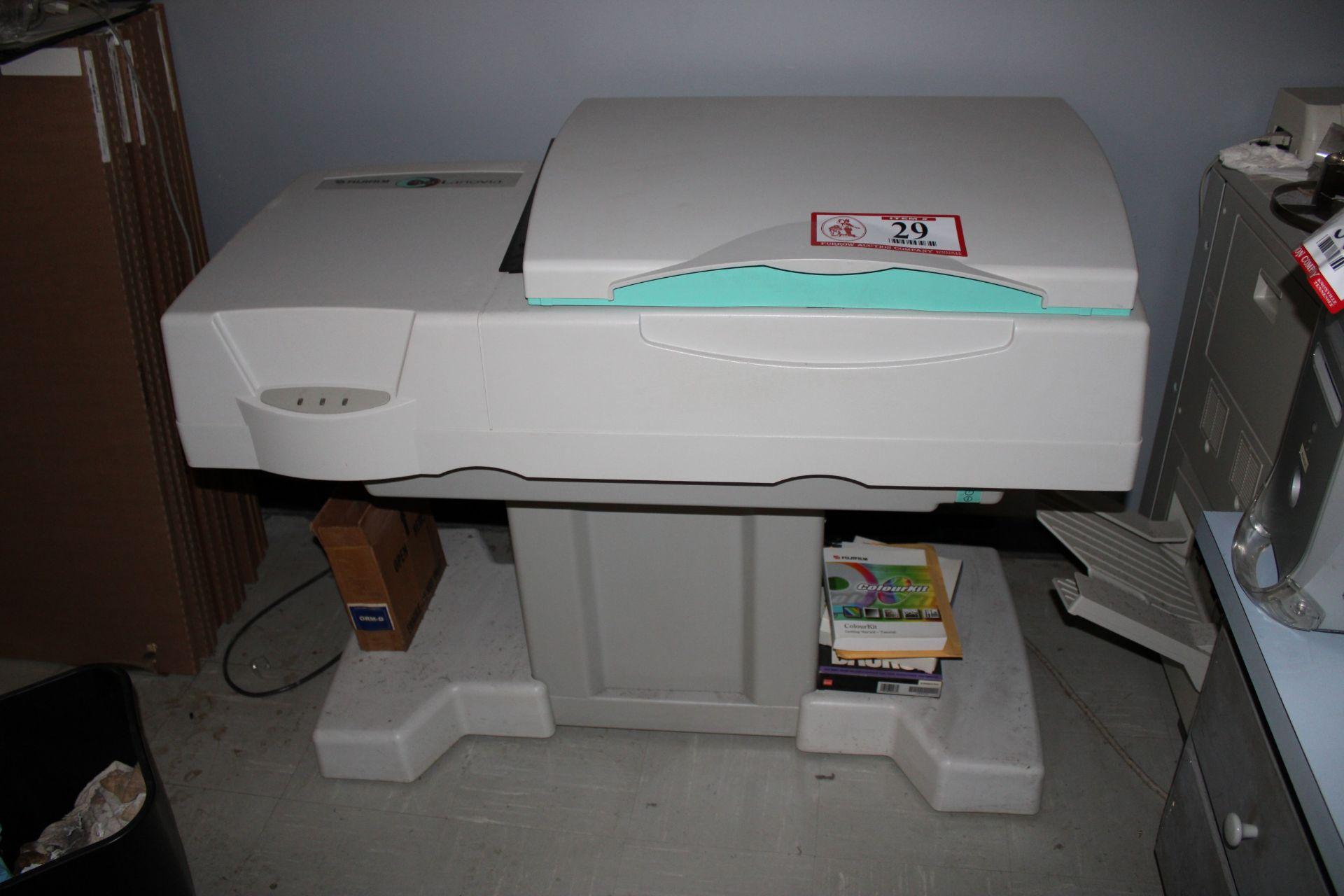 Lot 29 - Fujifilm C550 Lavonia Flatbed Scanner