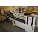 Heidelberg Stahl B30 1430A-C-3 Folder s/n 160RE0002