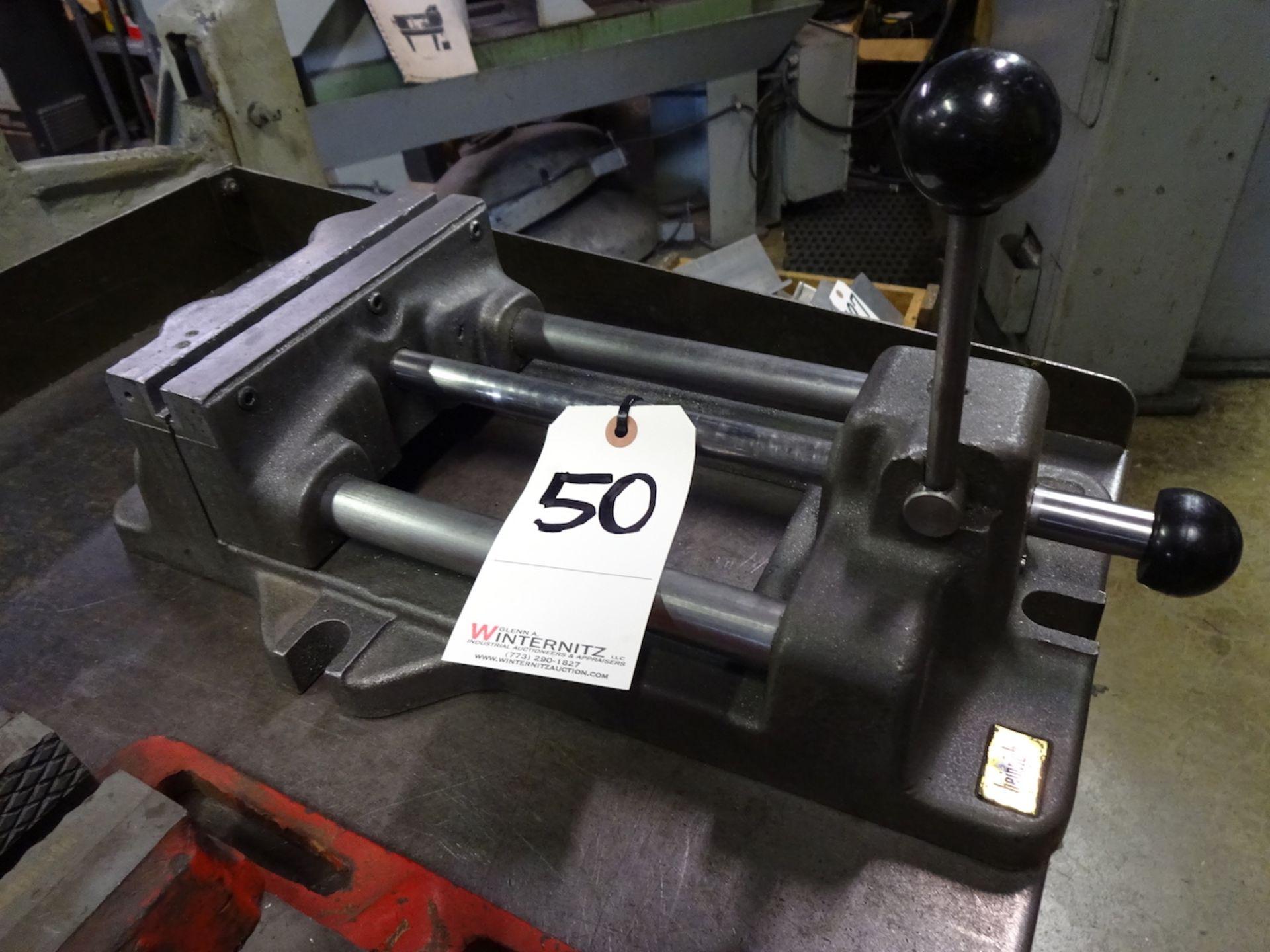 Lot 50 - HEINRICH 8 IN MODEL 85V SPEED VISE
