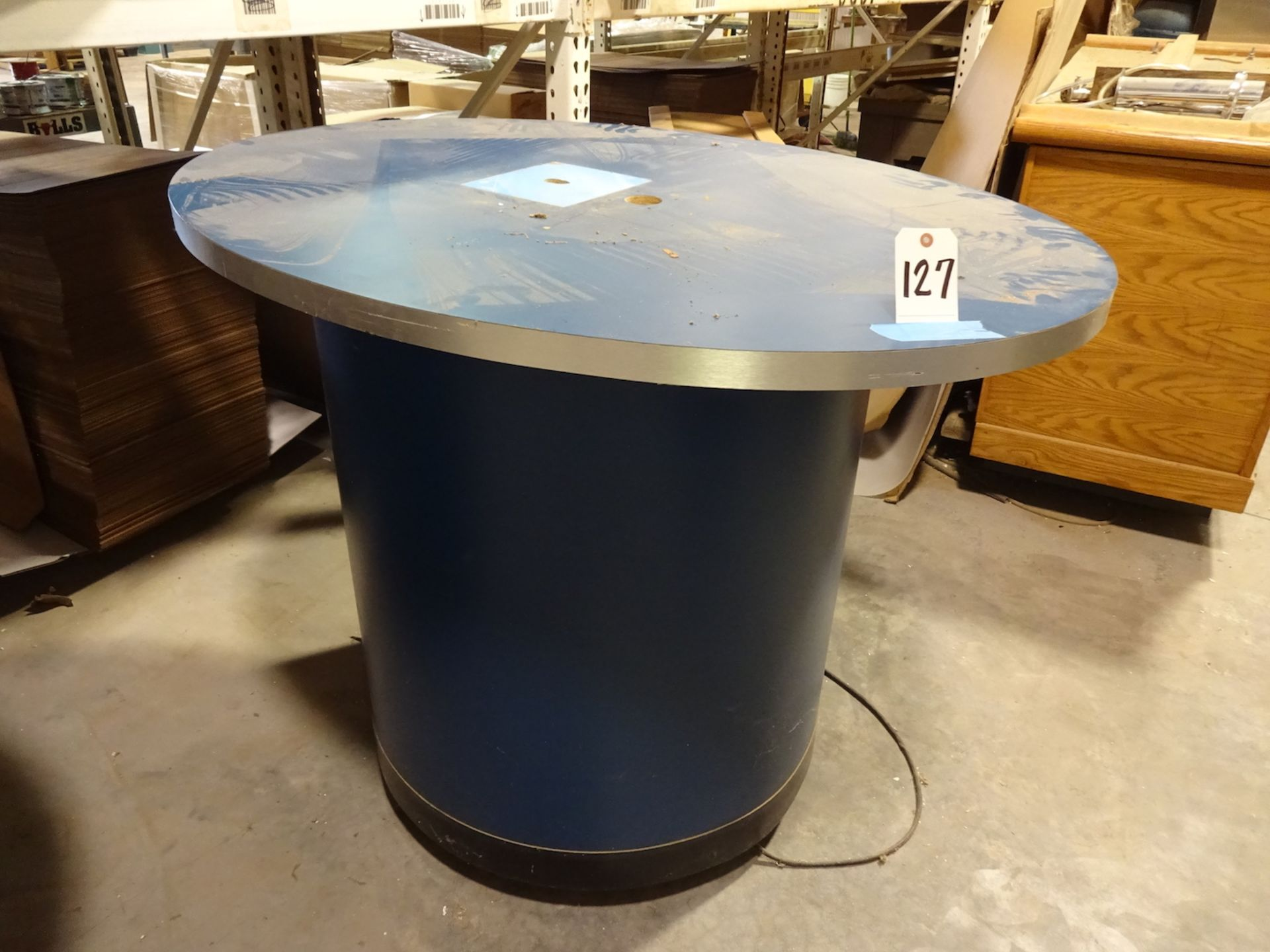 Lot 127 - Beverage Air 1/2 Barrel Beer Cooler, with Top (Kegerator)