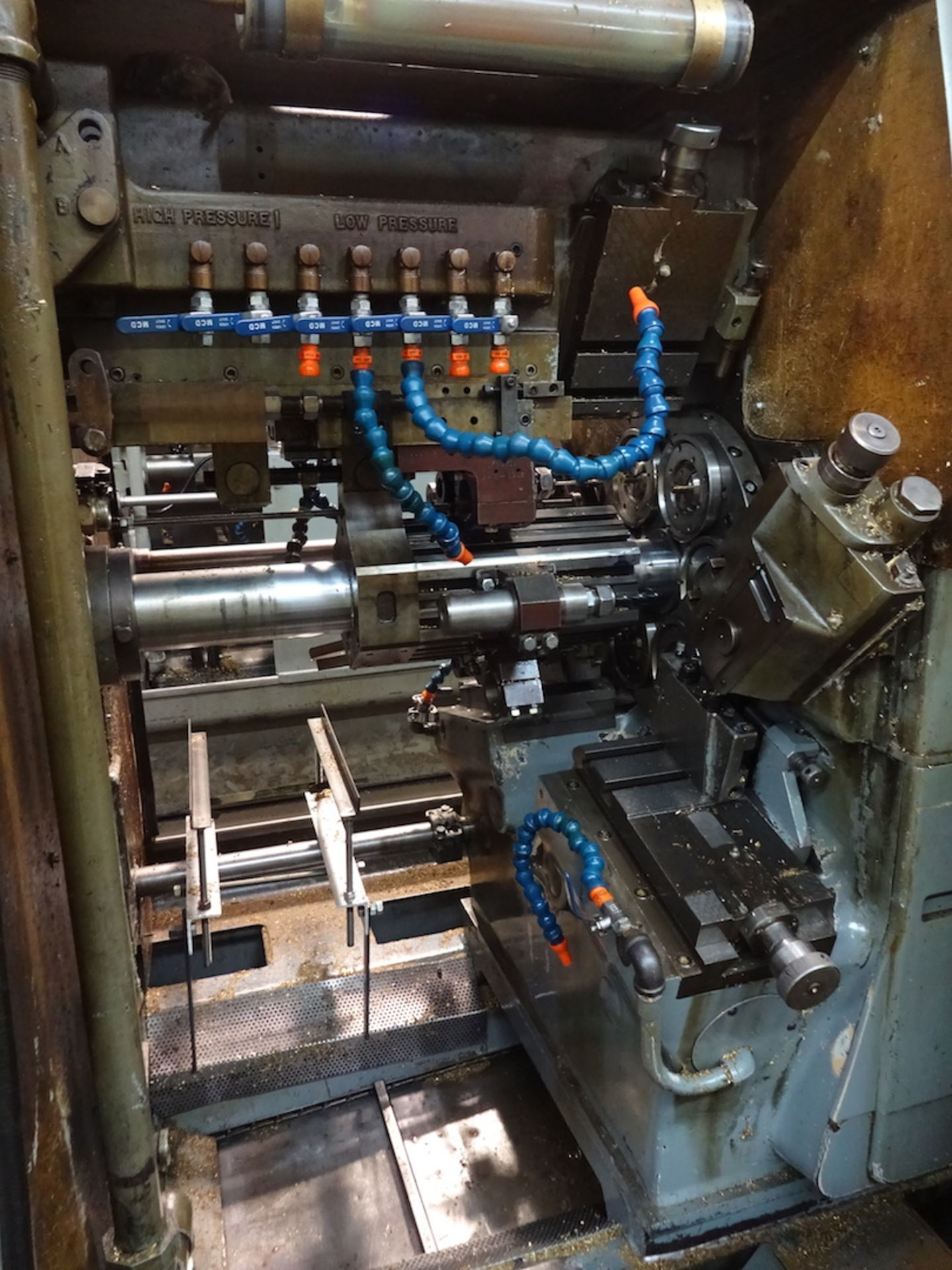 Lot 31 - Warner & Swasey 1-1/4 in. 6-Spindle Bar Automatic, S/N 1702716, M-3300