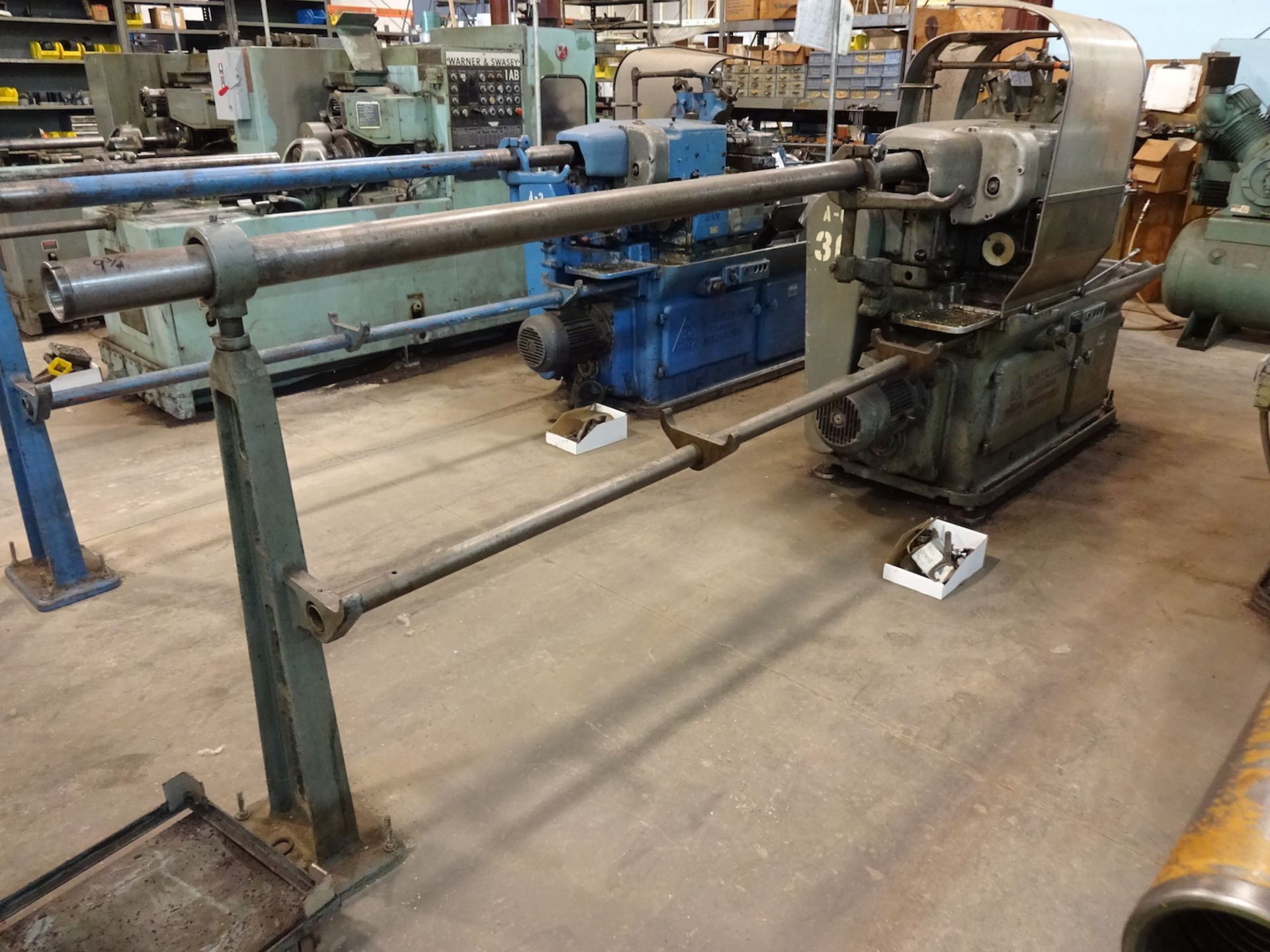 Lot 45 - Index Model B-60 Single-Spindle Automatic Screw Machine, S/N N/A