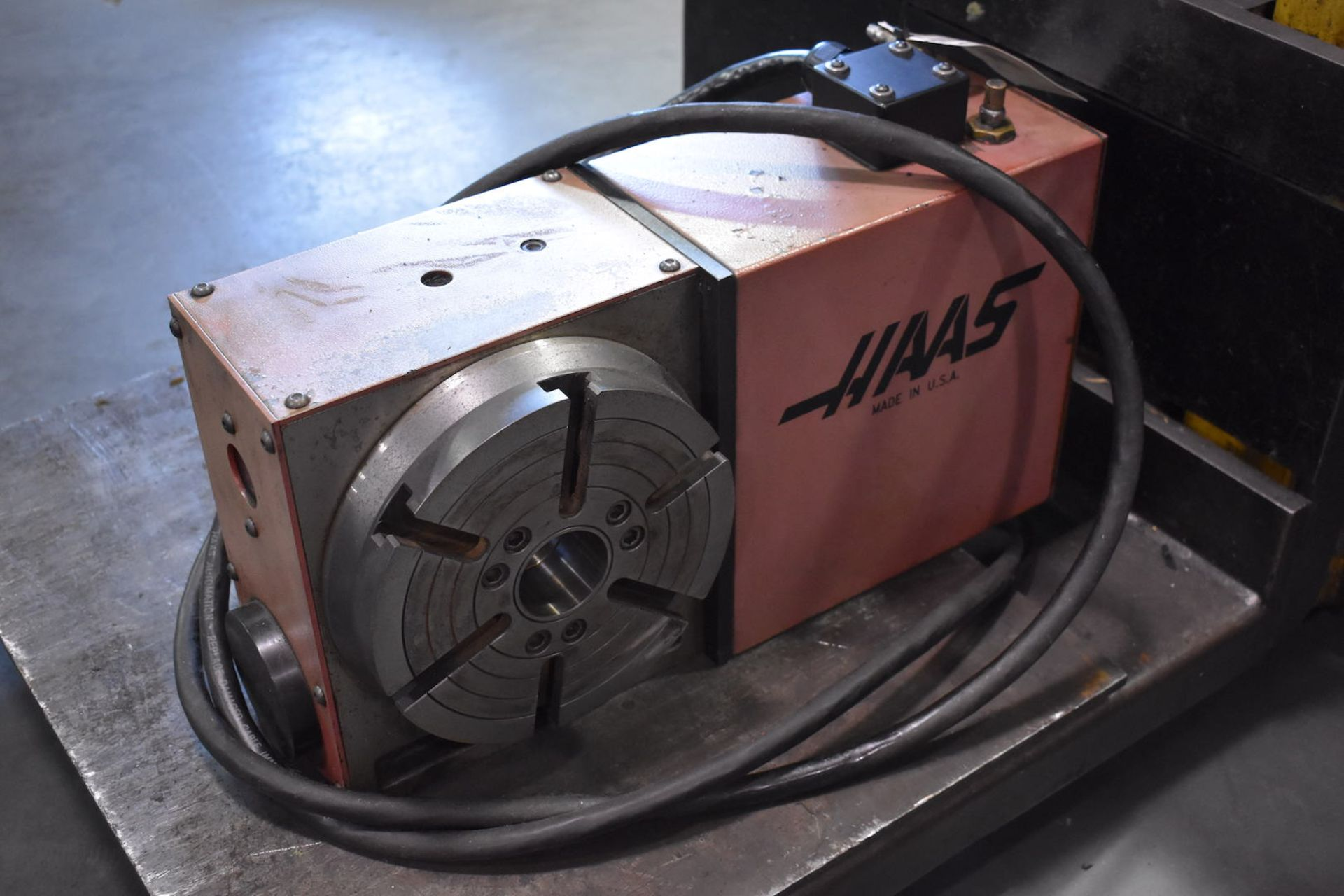 Lot 240A - HAAS 4TH AXIS