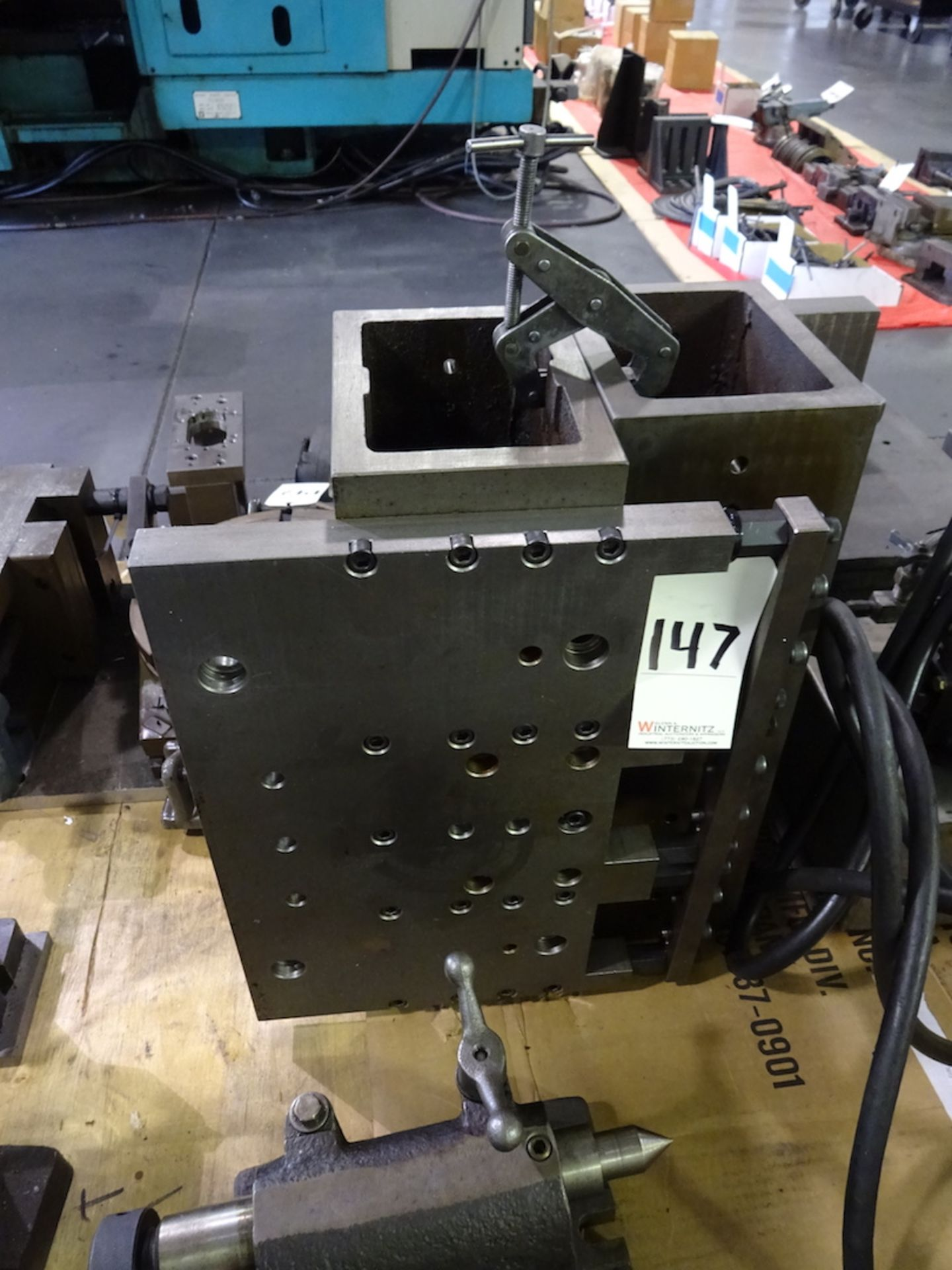 Lot 147 - Custom Fixture