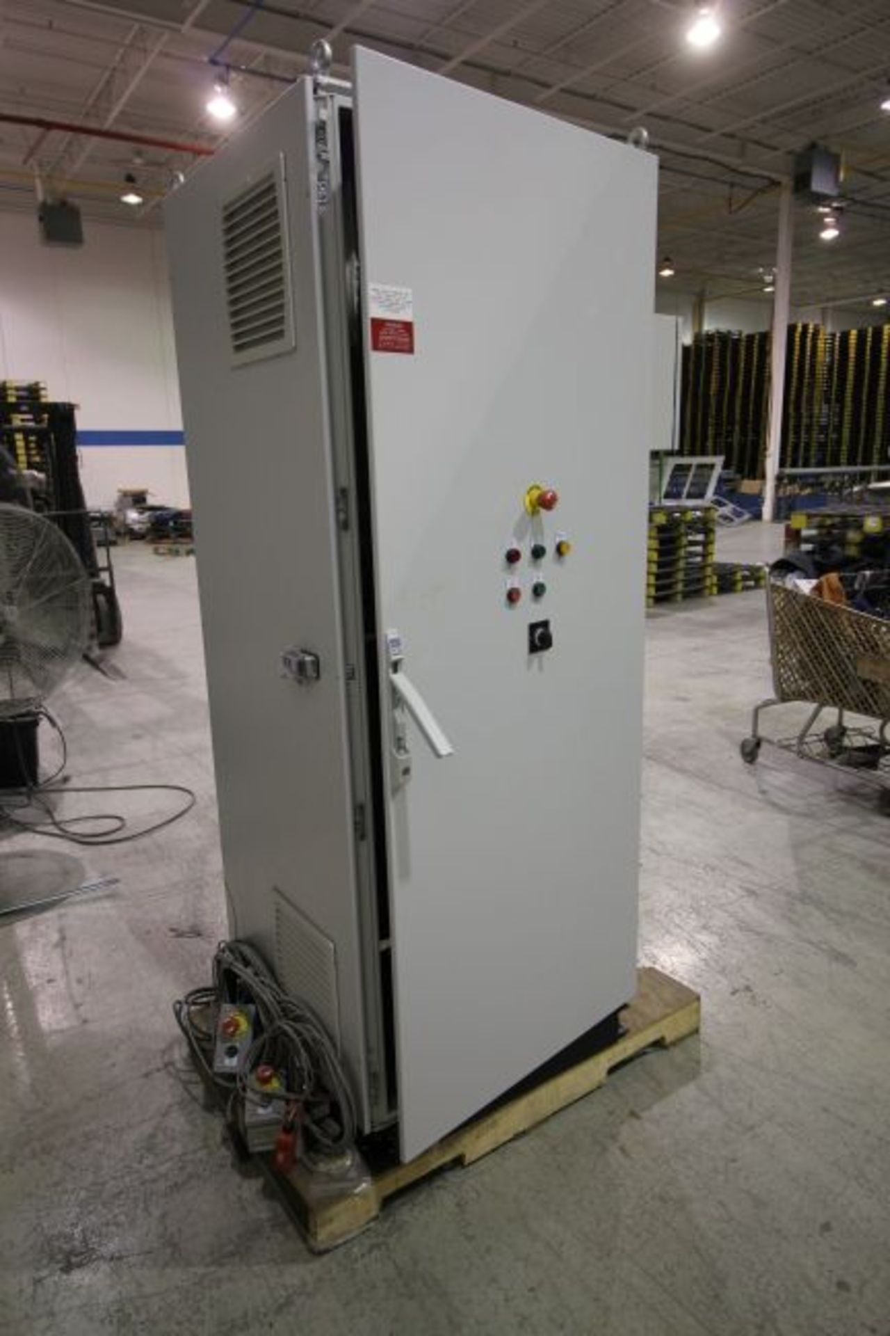 ABB DUAL ROBOT PLC CONTROLLER, MODEL 5108-910 - Image 6 of 6