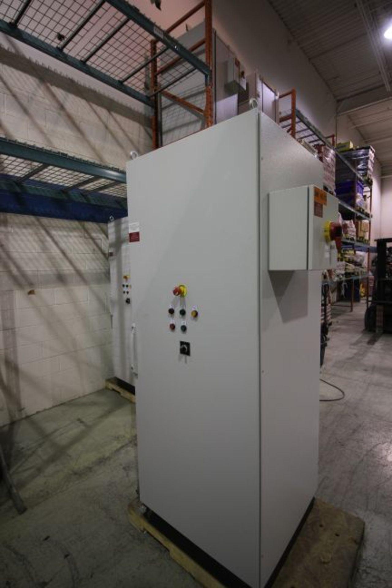 ABB DUAL ROBOT PLC CONTROLLER, MODEL 5108-910