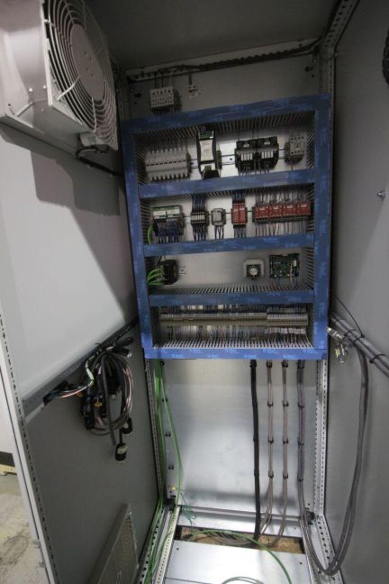 ABB DUAL ROBOT PLC CONTROLLER, MODEL 5108-910 - Image 3 of 6