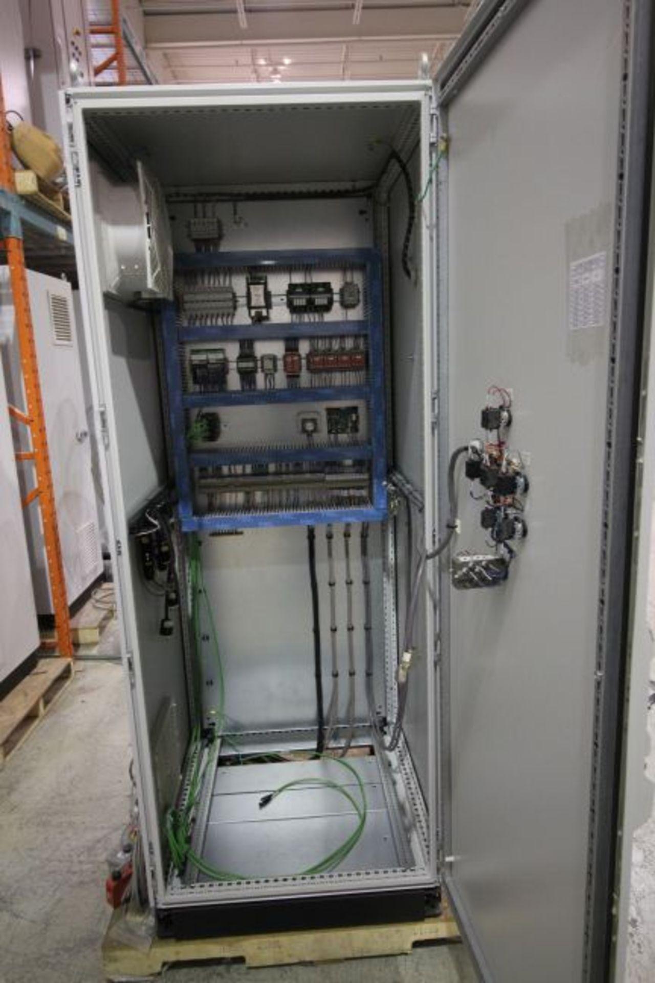 ABB DUAL ROBOT PLC CONTROLLER, MODEL 5108-910 - Image 2 of 6