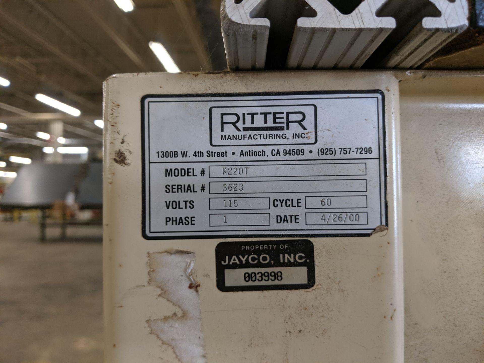Lot 226 - Ritter Pocket Drill