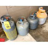 113 LBS of R22 Refrigerant