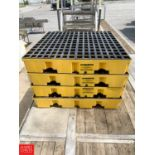 Lot 29 - Eagle Low-Profile Secondary Pallet Containments - Rigging Fee: $10