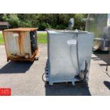 Lot 43 - Trenton Air Cooler R400/R507 Condenser Units, Model TESA080H6-HT4B-3742 - Rigging Fee: $25