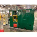 Rubber City Machinery Rebuilt Farrel BR Lab Mixer with Budzar Mold Temperatre Mold Temperature