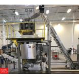 CWS Multihead Weigher with 10 Heads Model CWS10 Combination Scale : SN 20110507 Rigging Fee: $500