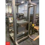 2012 Agnelli 120 KG Capacity Tilting Kneader Model KG120 SN S915.271 Rigging Fee: $300