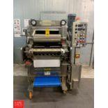 2013 Agnelli Tortellini Machine Model A540 : SN S902.065, with S/S Frame Scrap Conveyor Rigging Fee: