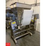 2011 Agnelli Single Sheeter Model A540 : SN S905.630, Mounted on Portable S/S Frame Rigging Fee: $