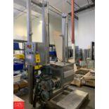 Agnelli 80 KG Capacity Tilting Kneader Model KG80 SN 915.015 Rigging Fee: $300