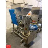 Agnelli Single Sheeter Model A540, Mounted on Portable S/S Frame Rigging Fee: $150