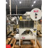 Mac Air Conveyor Package, Model 562- Horizontal Blower Packager, S/N 97-2772-4A-001 Rigging Fee: $