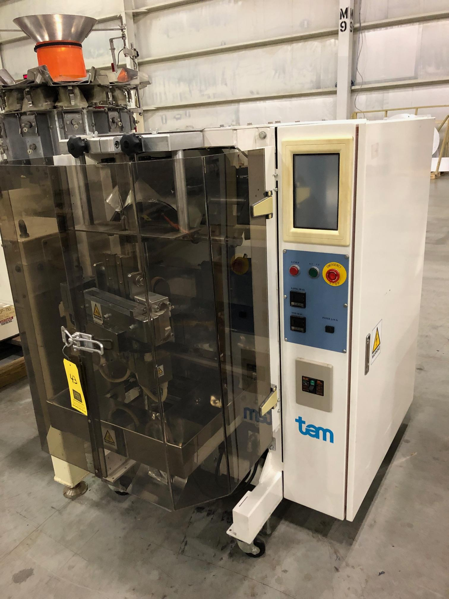 Pouch and Tray Packaging Equipment