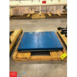 """Tote Lifter, 32"""" Lift Rigging Fee: $75"""