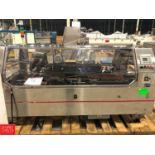Bradman Lake Compact R Triseal Cartoner with Allen Bradley Panel View Plus 400 and Nordson Glue Pod,