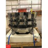 Yamato Data Weigh 14-Head Scale Rigging Fee: $250