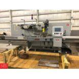 2005 Bosch Sigpack Systems Flow Through Wrapper, Model HBM, SN J-01367-HBM-501 Rigging Fee: $250