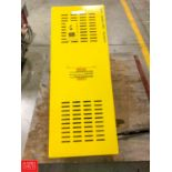 Rockwell Automation Screw Conveyor Drive System; For Use with Lot 5 Rigging Fee: $75