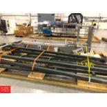 AM FEC Super Sack Tote System, Model 2-3K, S/N 100505 Rigging Fee: $75