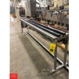 Doboy Product Conveyor, Model J-Wrapper, 95-15862 Rigging Fee: $75