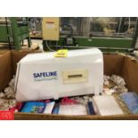 Safeline Power Phase Pro 100x25P Metal Detector, Model 132550, S/N 149561 Rigging Fee: $75