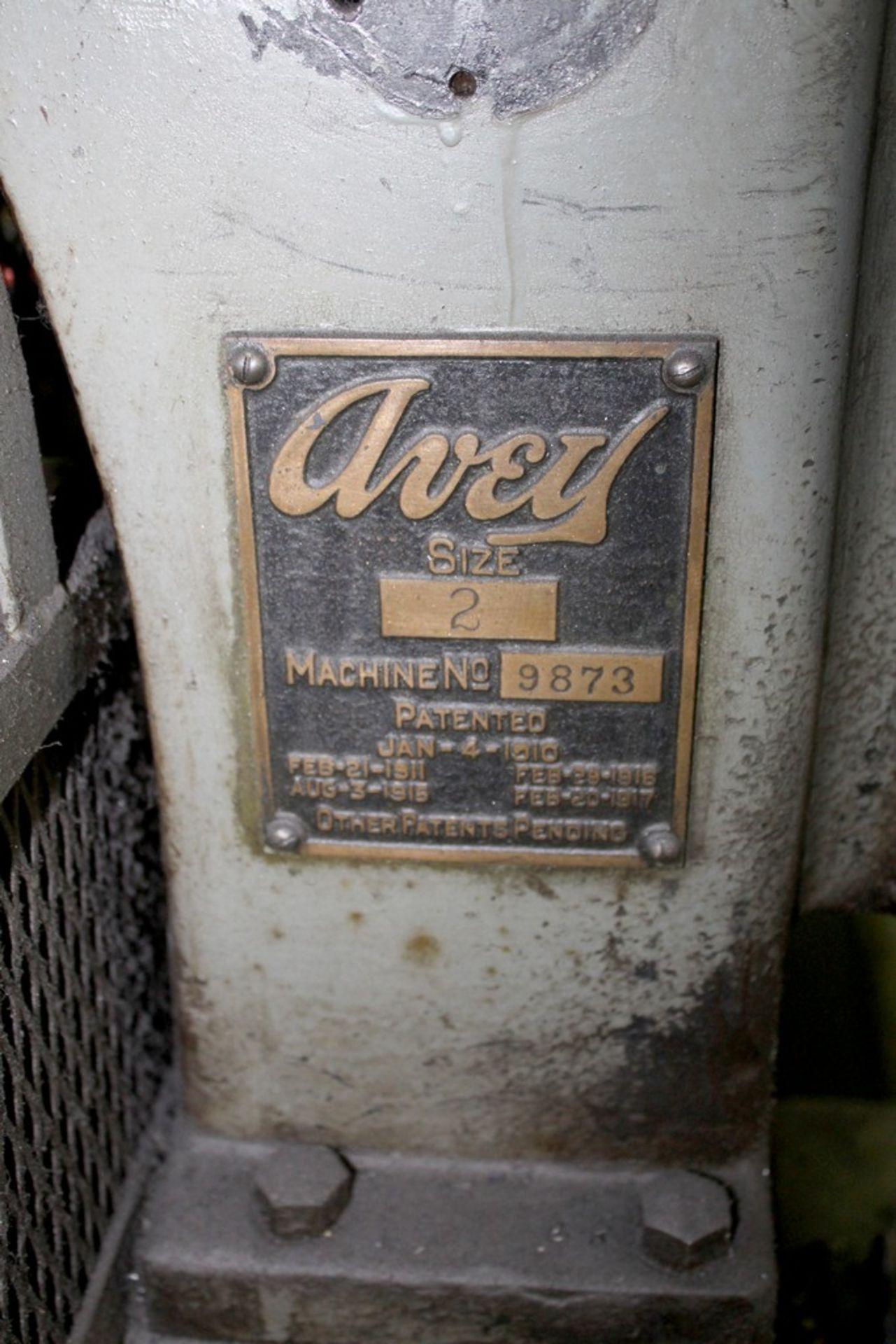 Lot 44 - AVEY SIZE 2 DRILL PRESS NO 171 S/N 9873