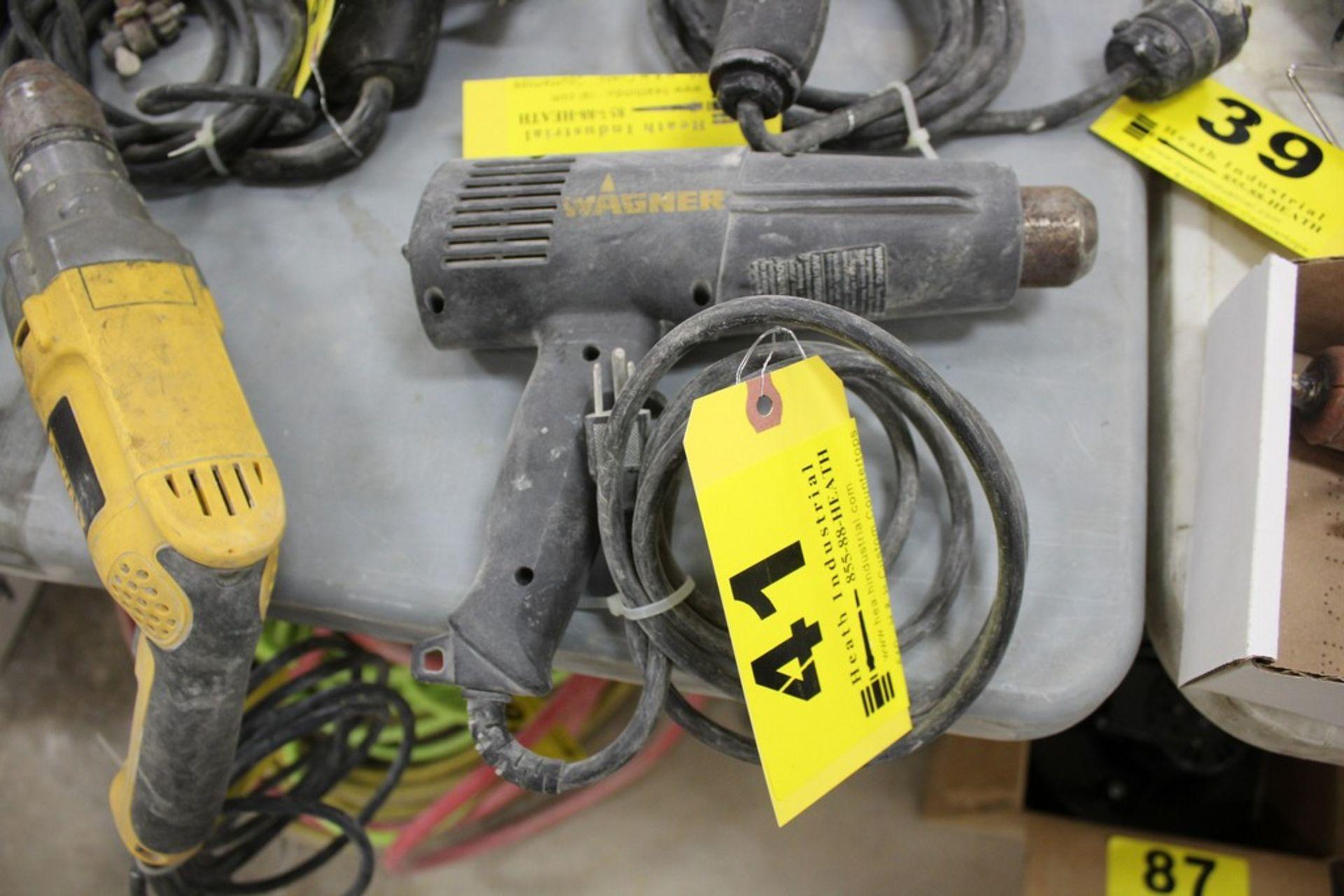 Lot 41 - WAGNER HEAT GUN