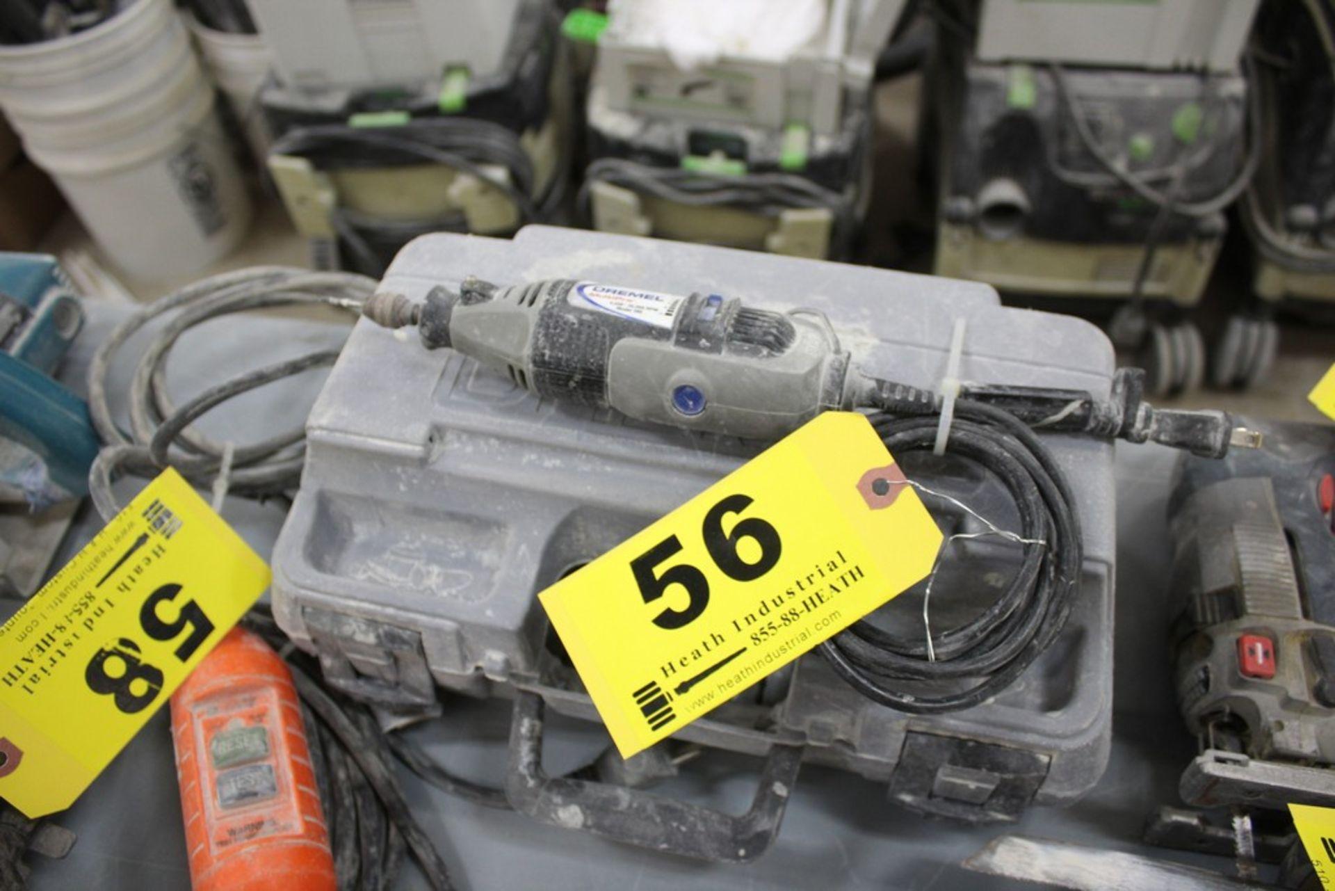 Lot 56 - DREMEL MULTI PRO MODEL 395 WITH CASE